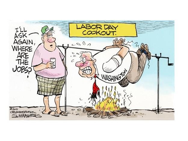 Happy Labor Day Humor In America