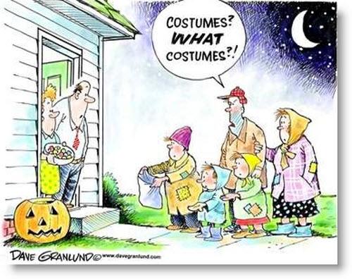 Happy Halloween!   Humor in America