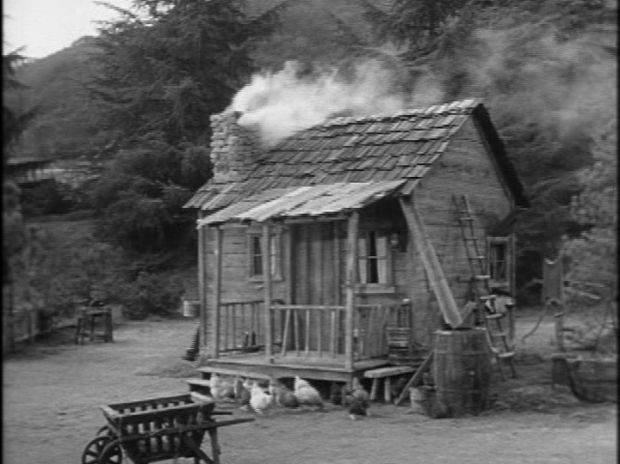 Beverly Hillbillies house