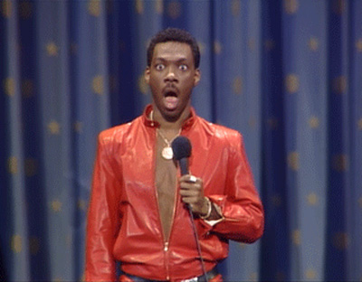 Eddie Murphy Delirious Stand-Up Humor Comedy