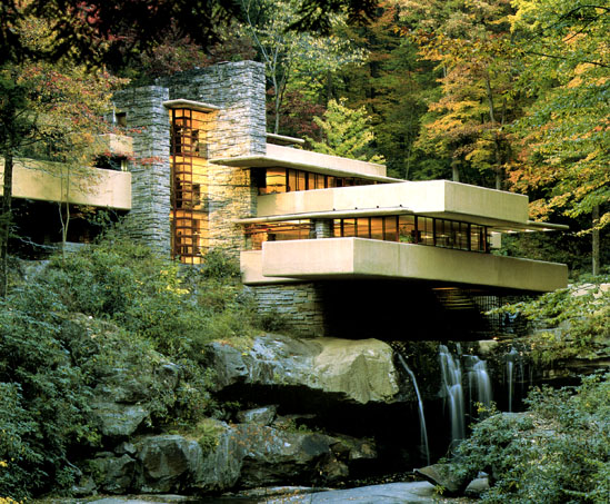 Frank lloyd wright ice cube poetry and humor humor in - Frank lloyd wright structures ...