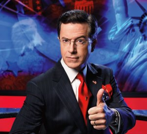 Stephen Colbert report truthiness