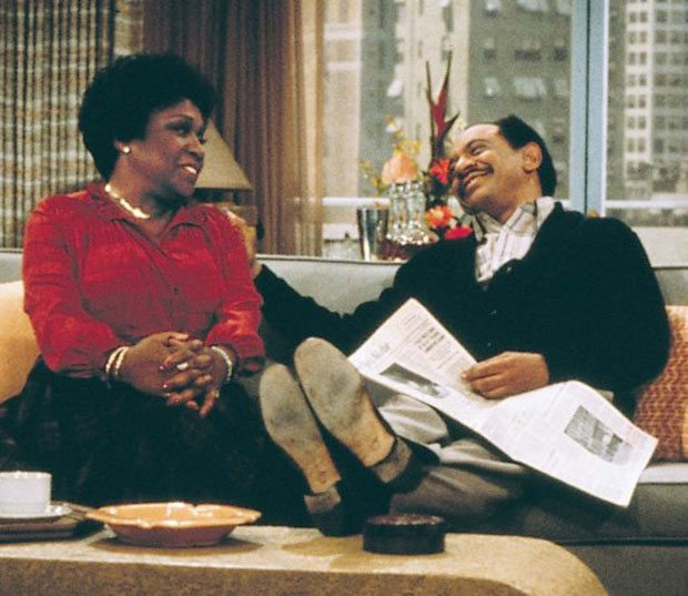 george jefferson, Sherman Hemsley, norman lear, the jeffersons, sitcoms