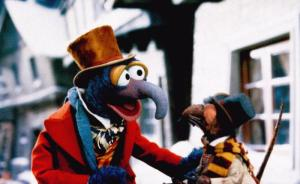 Muppets Gonzo Dickens Christmas Carol