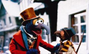 Muppets Gonzo Dickens Christmas Carol