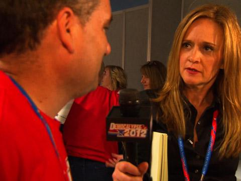 Daily Show Samantha Bee Tampa Convention RNC