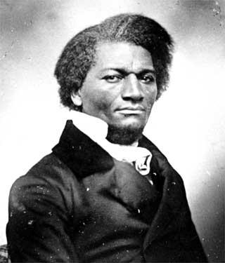 Frederick Douglass humor
