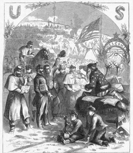 Harper's Weekly, 3 January 1863
