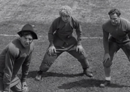 Chico, Harpo and Zeppo in Formation