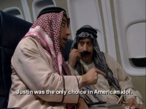 Arabs in First Class 2