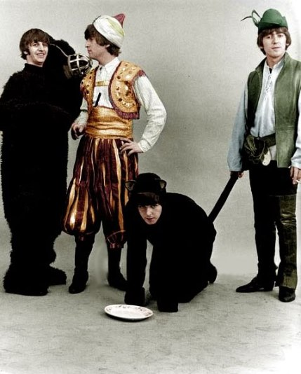Costumed-Beatles