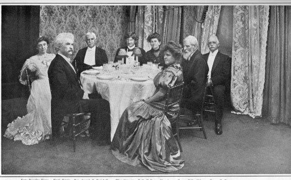 Mark Twain birthday celebration 150