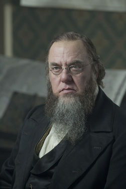 "Bruce McGill as Stanton in ""Lincoln"" (2012)."