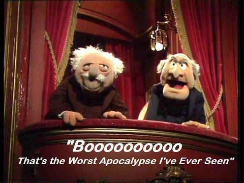 statler and waldorf destroy the sun