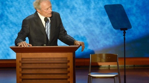 Clint Eastwood knows the importance of an easy chair...