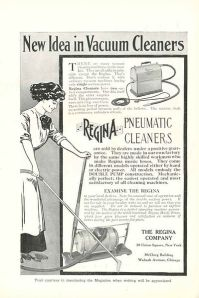 Vacuums in 1910.  Who knew?
