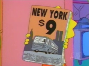 Simpsons inadvertent 911 image