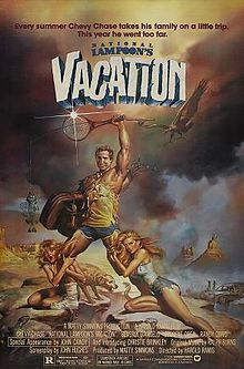 national lampoon's family vacation chevy chase