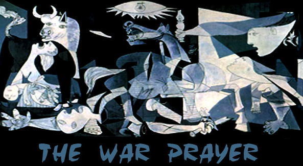 the war prayer satire These are the sources and citations used to research analysis of mark twain's the war prayer this bibliography was generated on cite this for me on sunday, july 12, 2015.