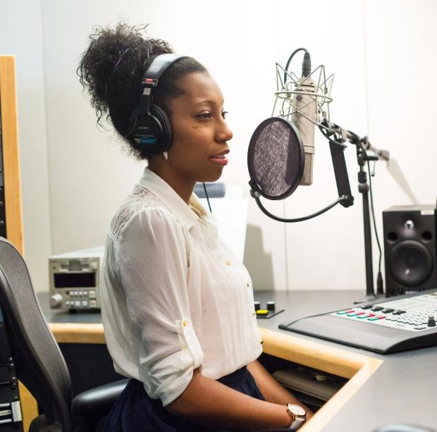Ask a Slave NPR Studio