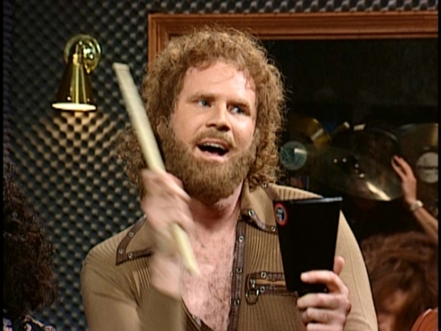 Gene Frenkle on Cowbell