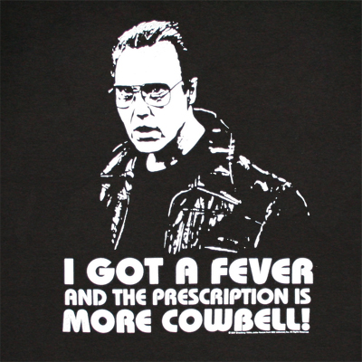 More cowbell and teaching american humor humor in america