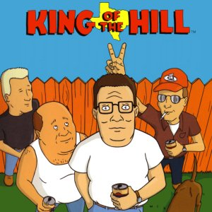 King of the HIll image hank hill