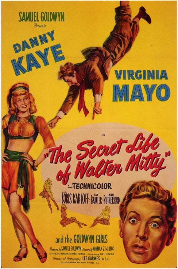 Poster for the 1947 Film