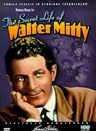 "Poster for ""The Secret Life of Walter Mitty"" (1947)"