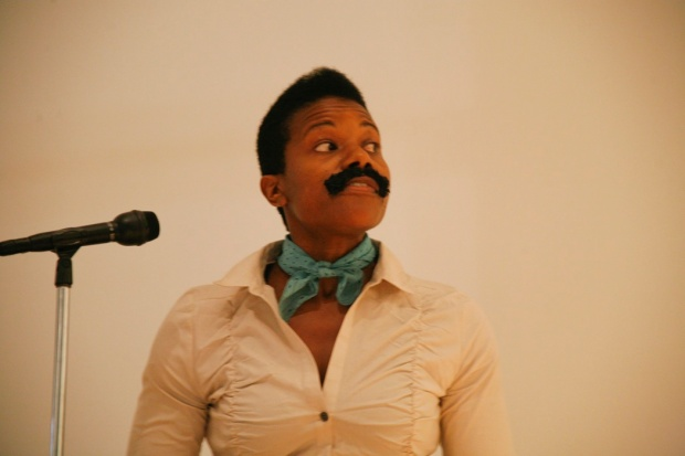 Donelle Woolford as Richard Pryor