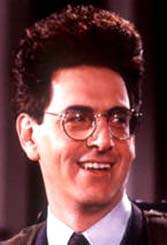 Ramis as Egon in Ghostbusters