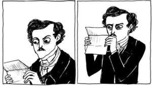 Poe_reading