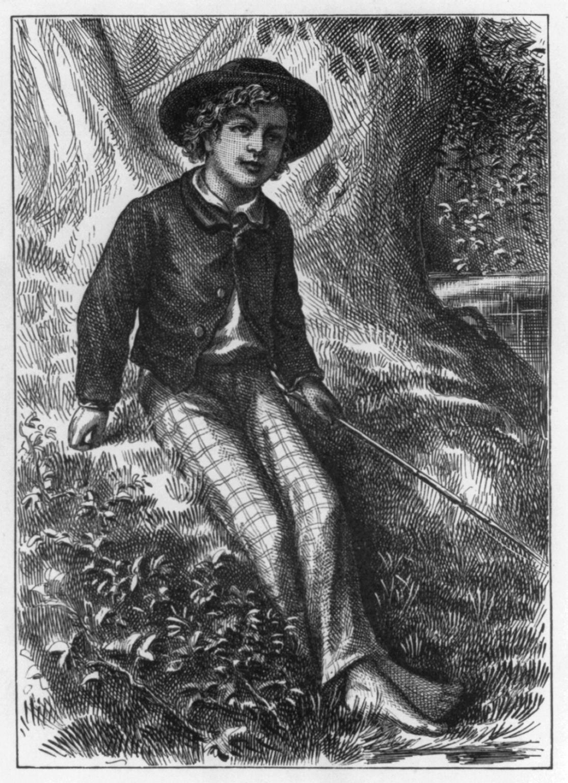 the adventures of tom sawyer huckleberry On this day in 1885, mark twain publishes his famous-and famously controversial-novel the adventures of huckleberry finn twain (the pen name of samuel clemens) first introduced huck finn as the best friend of tom sawyer, hero of his tremendously successful novel the adventures of tom sawyer.