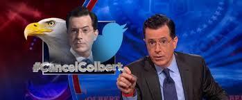 Colbert Responds