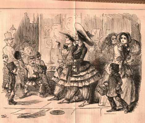 Bloomerism 1851 vol 21 p 141