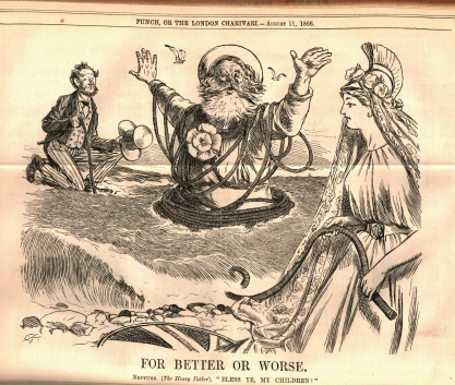Punch Transatlantic Cable 1866 vol 51 p 67