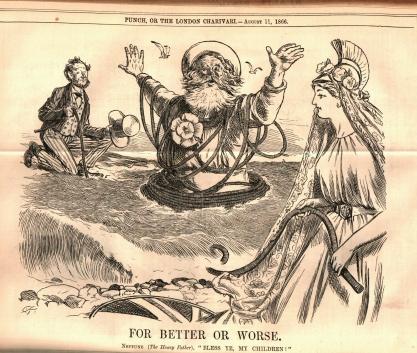 Punch Transatlantic Cable 1866 vol 51 p 67