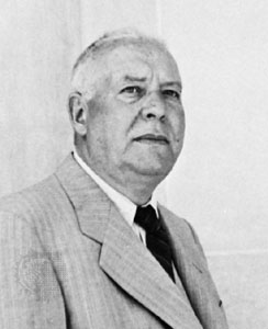 Wallace Stevens, 1879-1955