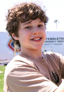 Nolan Gould, who plays Luke Dunphy on Modern Family