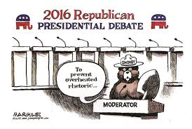 Jimmy Margulies cartoon on the Republican Debate