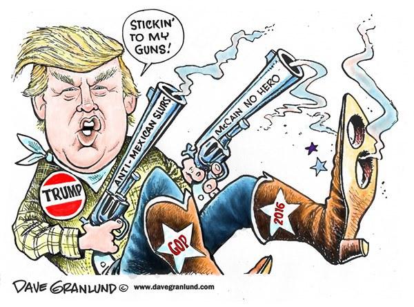 Political Cartoons Humor In America