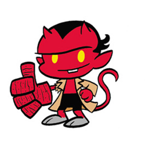 itty bitty hellboy1