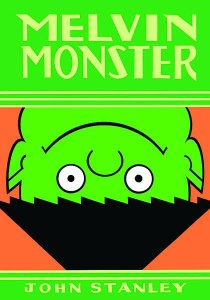John-Stanley-Library-Melvin-Monster-Vol.-2