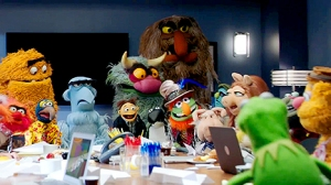 new muppet show production meeting