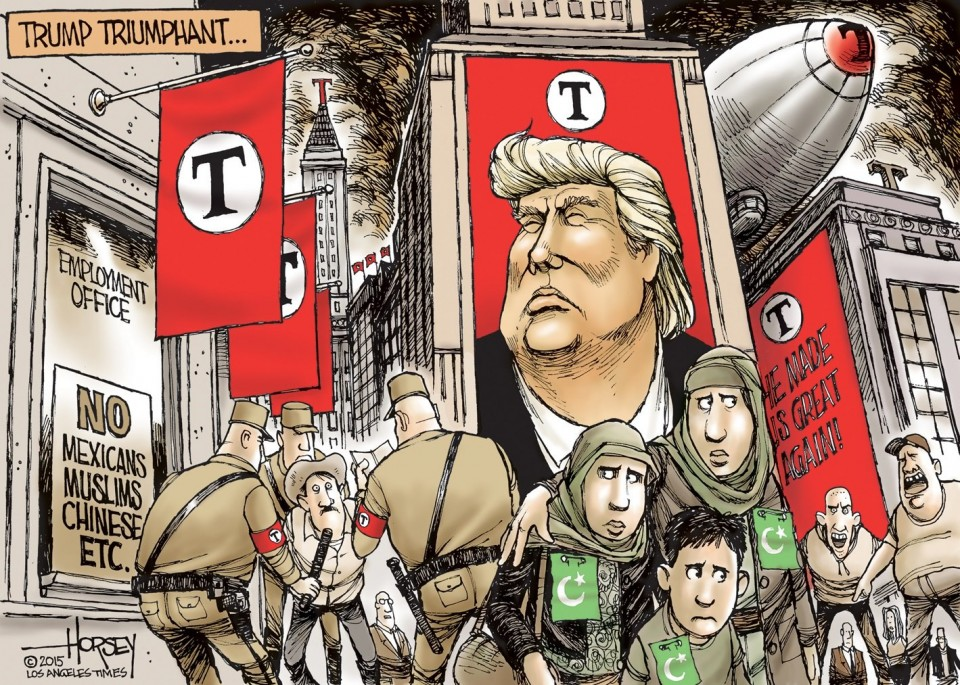 Image result for trump cartoons this week