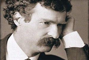 Mark Twain Samuel Langhorne Clemens politics president Obama Romney